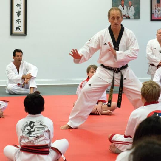 Master P Instructing