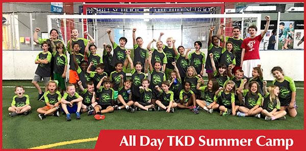 All Day TKD Summer Camp